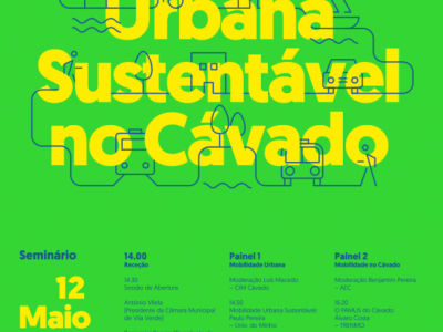 Apresentação pública do Plano de Ação para a Mobilidade Urbana e Sustentável (PAMUS) do Cávado – 15 de Março de 2016 – Biblioteca Municipal Professor Machado Vilela - Vila Verde