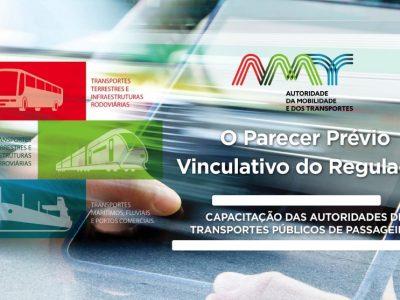 Capacitação das Autoridades de Transportes Públicos de Passageiros