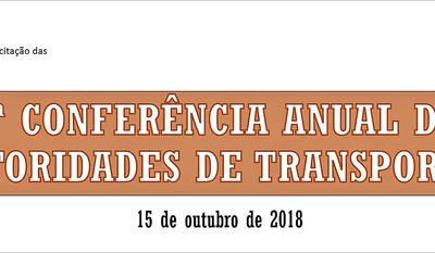 2.ª Conferência Nacional das Autoridades de Transportes Públicos de Passageiros